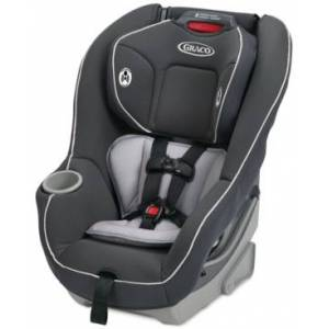 Graco Baby The Contender 65 Convertible Infant Car Seat  - Glacier