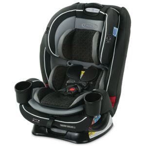 Graco TrioGrow SnugLock Lx 3-in-1 Car Seat  - Black