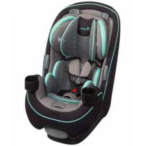 Cosco Safety 1st Grow and Go 3-in-1 Convertible Car Seat  - Dark Gray