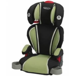 Graco TurboBooster Highback Booster  - Go Green