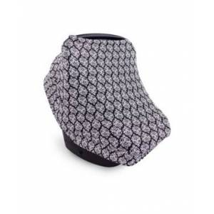 Yoga Sprout Multi Use Car Seat Canopy One Size  - Damask