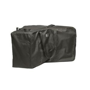 J L Childress J.l. Childress Universal Side Carry Car Seat Travel Bag  - Black