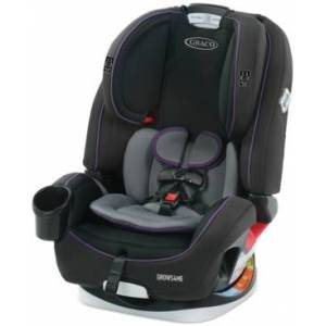 Graco Grows4Me 4-in-1 Car Seat  - Gray