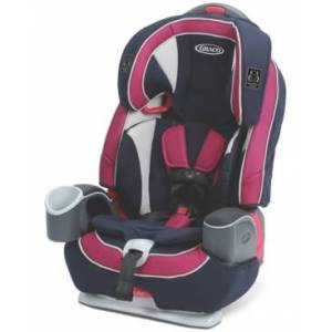 Graco Nautilus 65 Lx 3-in-1 Harness Booster Car Seat  - Ayla