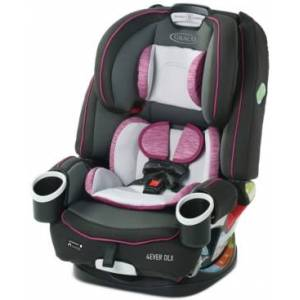 Graco 4Ever Dlx 4-in-1 Car Seat  - Pink