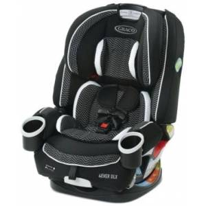 Graco 4Ever Dlx 4-in-1 Car Seat  - Black
