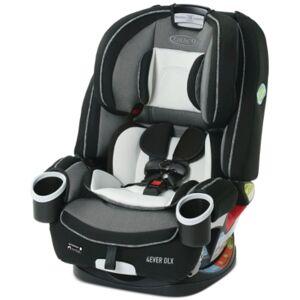 Graco 4Ever Dlx 4-in-1 Car Seat  - Black/White