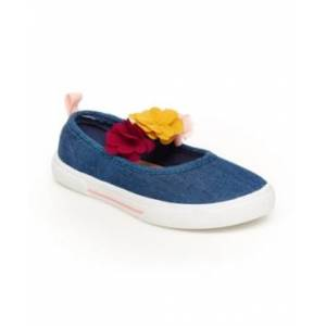 Carter's Toddler Girls Casual Shoe  - Blue