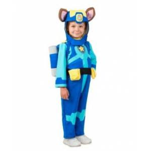 BuySeasons Baby Boys Paw Patrol Sea Patrol Chase Costume  - Blue