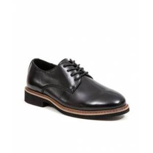 Deer Stags Little and Big Boys Denny Classic Dress Comfort Oxford  - Black