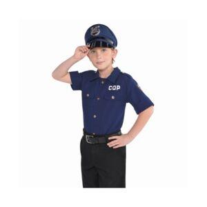 Amscan Toddler Boys Police Shirt  - Navy