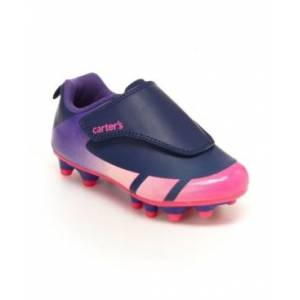 Carter's Toddler Girls Soccer Cleats  - Purple