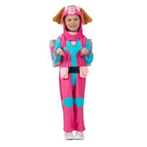 BuySeasons Big Girls Paw Patrol Sea Patrol Skye Costume  - Pink