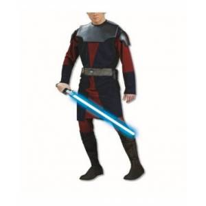 Buyseasons BuySeason Men's Star Wars Deluxe Anakin Skywalker Costume  - Blue
