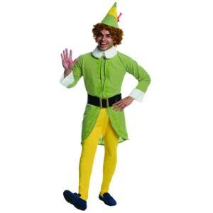 Buyseasons BuySeason Men's Buddy The Elf Costume  - Green