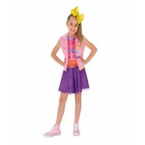 Buyseasons JoJo Siwa Music Video Little and Big Girls Costume  - Assorted