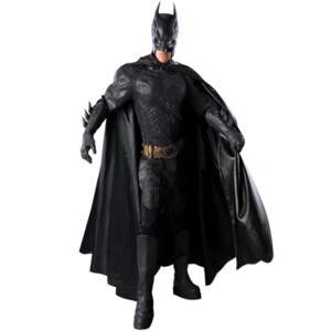 BuySeasons Dc Comics Men's Batman Dark Knight - Batman Grand Heritage Collection Costume