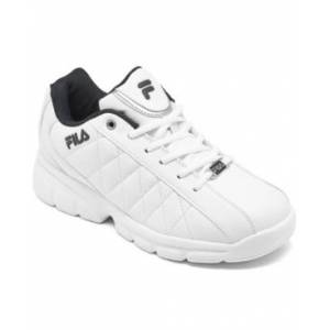 Fila Men's Fulcrum 3 Casual Sneakers from Finish Line  - White