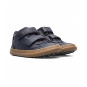Camper Toddler Boys Pursuit Stay-Put Sneakers  - Navy