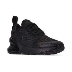 Nike Little Kids Air Max 270 Casual Sneakers from Finish Line  - Black