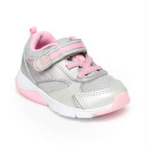 Stride Rite Toddler Girls Made2Play Indy Sneakers  - Silver