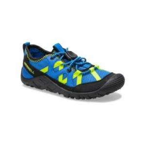 Merrell Kids Little and Big Boy Hydro Cove Water Shoe  - Blue/black