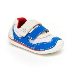 Stride Rite Baby & Toddler Boys Soft Motion Sm Mason Sneakers  - White/blue
