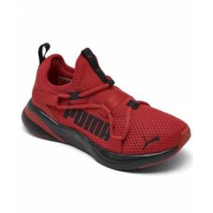 Puma Big Kids Softride Rift Slip-On Running Sneakers from Finish Line  - Red
