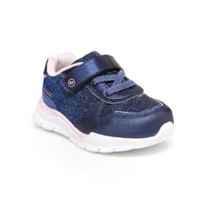 Stride Rite Toddler Girls Evelyn Sneakers  - Navy