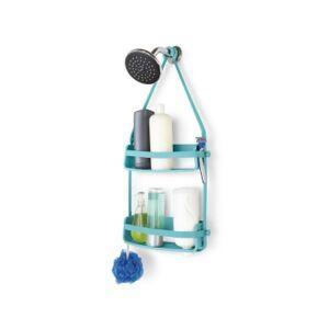 Umbra Flex Shower Caddy  - Surf Blue
