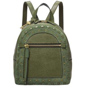 Fossil Women's Megan Leather Backpack  - Aloe