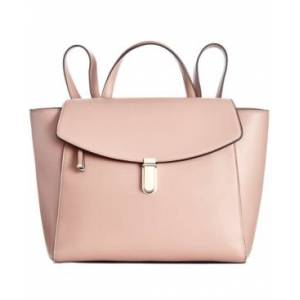 Alfani Mixed Metal Backpack, Created for Macy's  - Blush/Silver-Gold