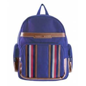 Tommy Hilfiger Hartford Backpack, Created for Macy's  - Navy