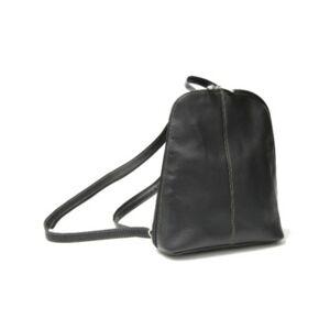 Royce New York Royce Zip Around Sling Backpack in Colombian Genuine Leather