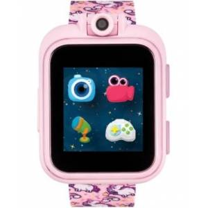 iTouch Kids PlayZoom Pink Unicorn Strap Touchscreen Smart Watch 42x52mm  - Pink Printed Strap