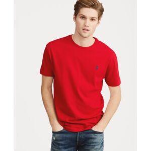 Ralph Lauren Polo Ralph Lauren Men's Classic Fit Crew Neck T-Shirt  - Red