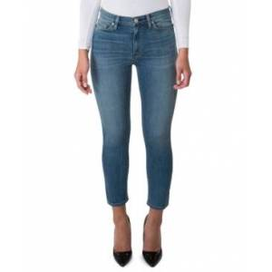 Hudson Jeans Cropped Skinny Jeans  - Between Days