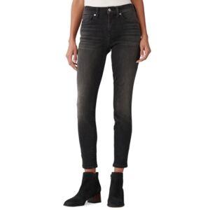 Lucky Brand Bridgette High-Rise Skinny Jeans  - Sticky Sap