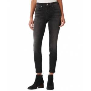 Lucky Brand Bridgette High-Rise Skinny Jeans  - Sticky Sap