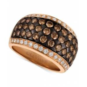 Le Vian Chocolatier Diamond Band (2-3/8 ct. t.w.) in 14k Rose Gold  - Rose Gold