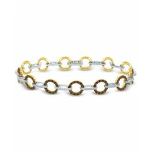 Le Vian Red Carpet Diamond Link Bracelet (2-5/8 ct. t.w.) in 14k Gold & White Gold  - Multi