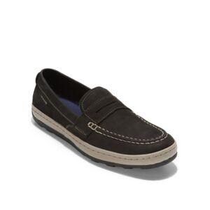 Cole Haan Men's Claude Penny Loafers Men's Shoes  - Black