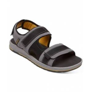 Rockport Men's Lb M Sport Three-Strap Sandals Men's Shoes  - Gray
