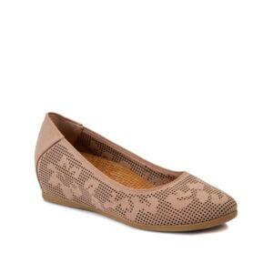 Baretraps Nixy Posture Plus+ Technology Shoe Women's Shoes  - Brown