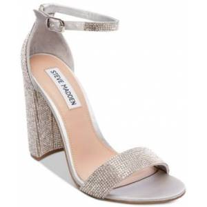 Steve Madden Carrson Two-Piece Sandals  - Crystal