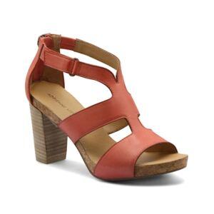 Adrienne Vittadini Saha City Sandals Women's Shoes  - Coral