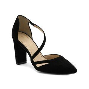 Adrienne Vittadini Women's Nath D'Orsay Pumps Women's Shoes  - Black