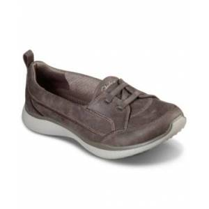 Skechers Women's Microburst 2.0 - World Class Casual Walking Sneakers from Finish Line  - Dark Taupe