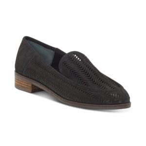 Lucky Brand Camdyn Woven Flat Women's Shoes  - Black 03