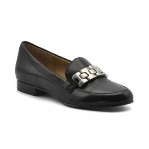 Adrienne Vittadini Women's Raja Loafers Women's Shoes  - Black